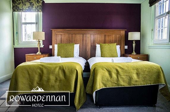 Loch Lomond stay - from £59