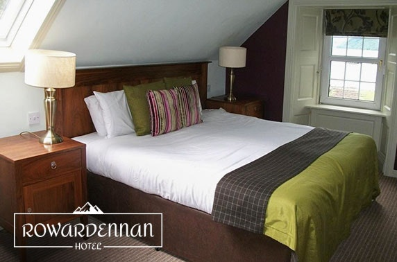 Loch Lomond stay - from £59