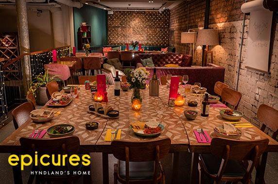 epicures group dining & drinks, Hyndland