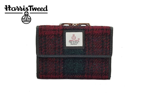 Harris Tweed medium purse