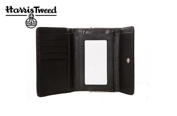 Harris Tweed medium purse