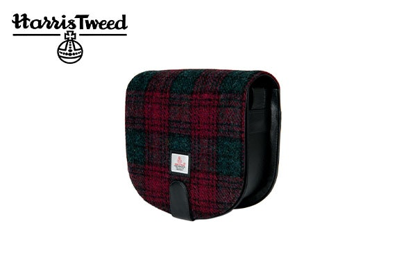 Harris Tweed small cross body bag