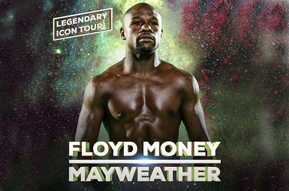 An Evening with Floyd Mayweather, SEC Armadillo - £29pp