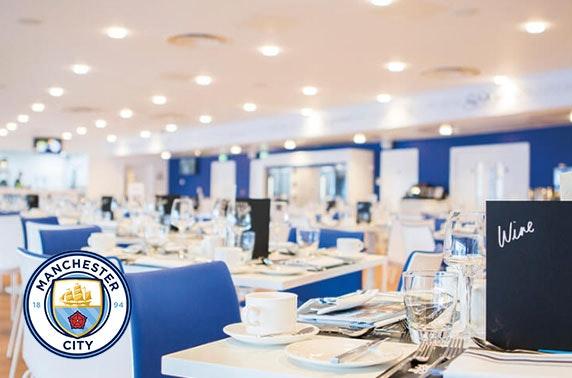 Man City FC VIP hospitality tickets