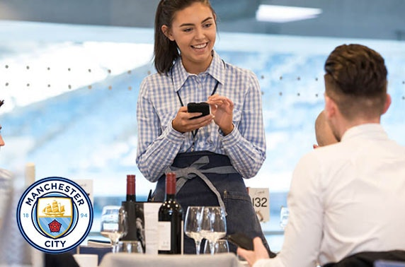 Man City FC VIP hospitality tickets