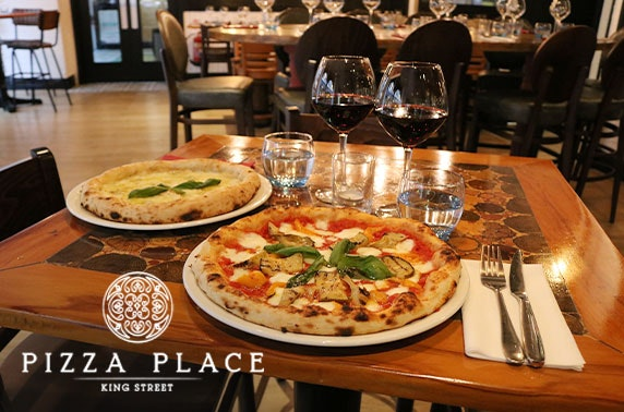 Brand-new Pizza Place, Deansgate - from £7pp