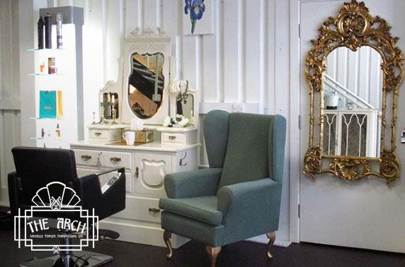 The Arch beauty treatments, City Centre