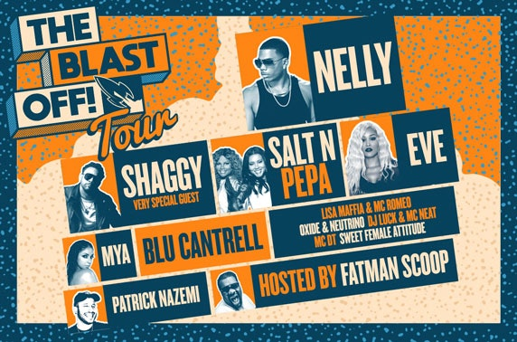 The Blast Off! Tour at SSE Hydro - £29pp