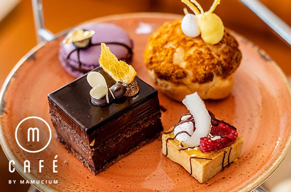 Afternoon tea, MCafe at Hotel Indigo - valid 7 days