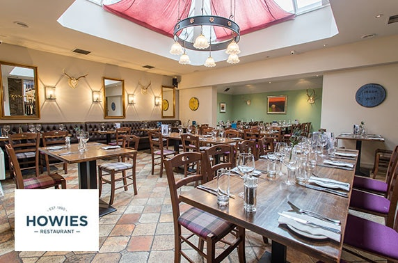 Howies dining, West End