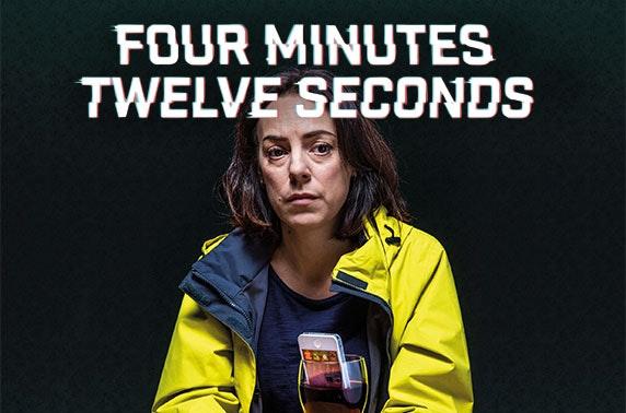 Four Minutes Twelve Seconds at Oldham Coliseum Theatre