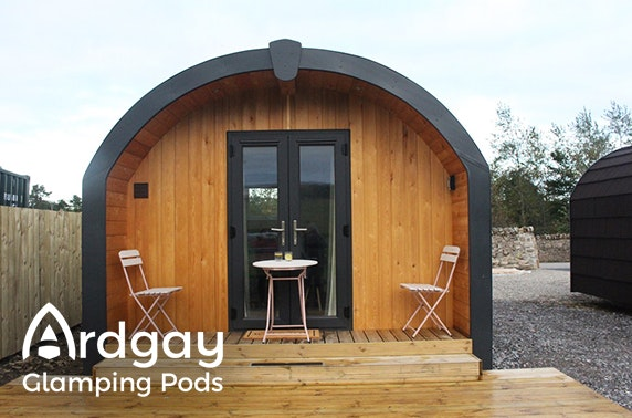 Ardgay Glamping from £55