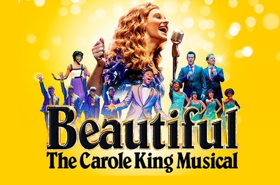 Beautiful - The Carole King Musical at Sunderland Empire