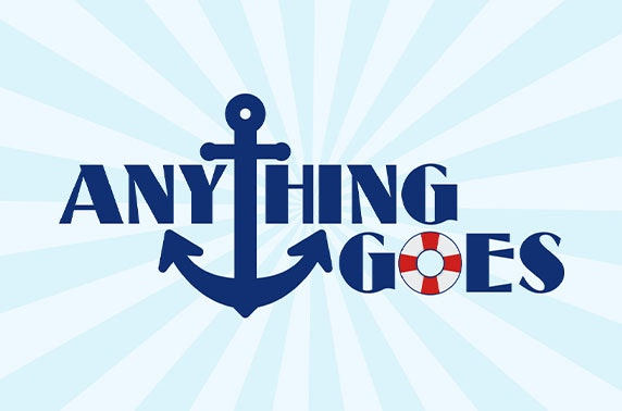 Anything Goes! presented by Southern Light at King's Theatre