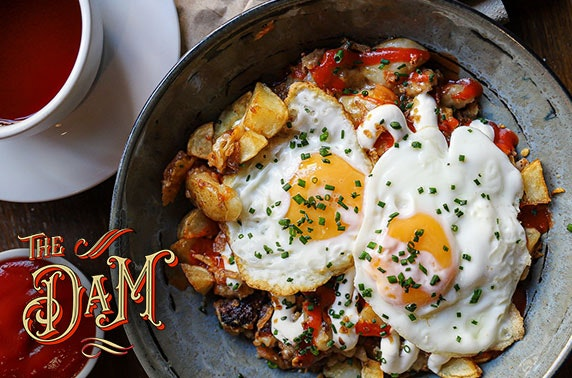 Brunch at The Amsterdam, Merchant City - from £6pp