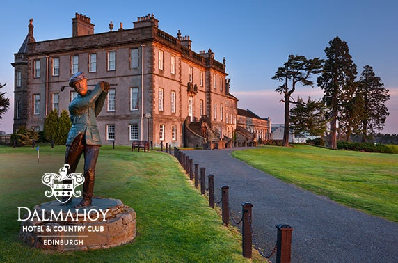 Golf at Dalmahoy Hotel and Country Club