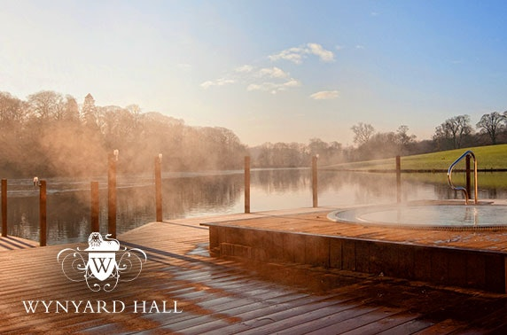 4* Wynyard Hall stay