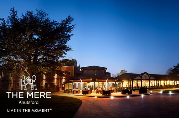 The Mere stay, Cheshire