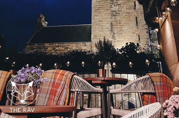 The Räv dining and drinks, St Andrews
