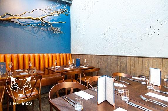 The Räv dining & drinks, St Andrews