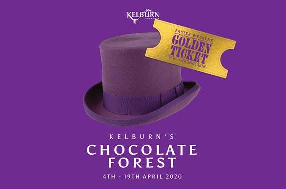 Kelburn's Chocolate Forest at Kelburn Estate, nr Largs