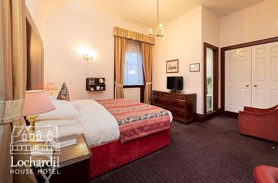 4* Lochardil House Hotel stay - from £59