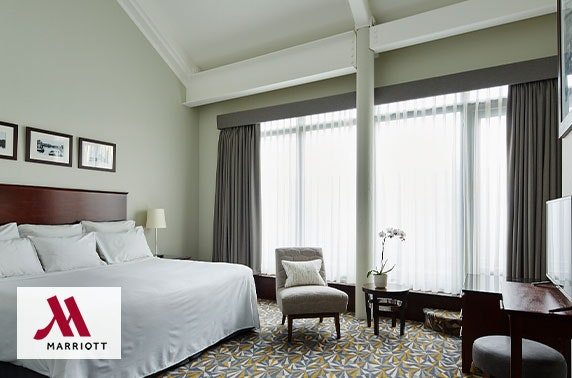 Marriott Victoria & Albert Hotel stay