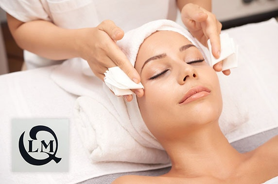 LMQ facials, Edinburgh - from £15