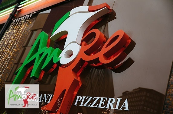 Amore, Merchant City group dining - valid 7 days!