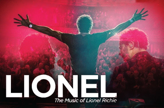 The Music of Lionel Richie at The Whitehall Theatre