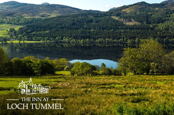 The Inn at Loch Tummel, Perthshire escape