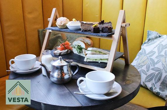 Vesta afternoon tea, City Centre