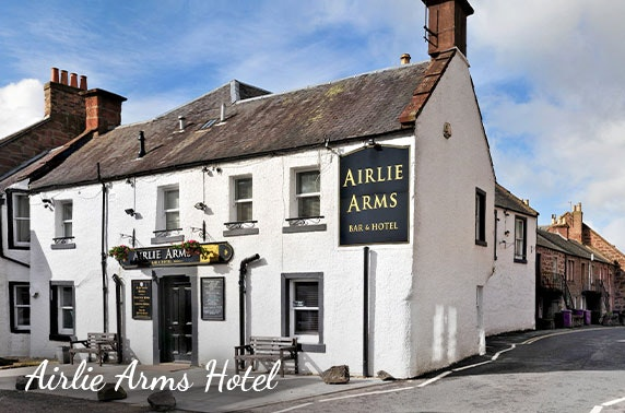 Pizza or pasta at Airlie Arms, Kirriemuir - valid Oct 2020 - Feb 2021!