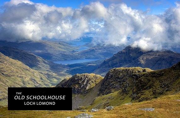 Loch Lomond group getaway - from £13pppn