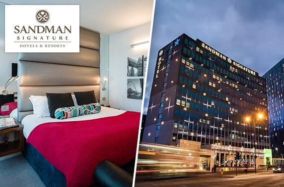 Sandman Signature Hotel, Newcastle