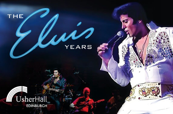 The Elvis Years, Usher Hall