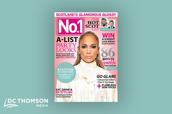 No.1 Magazine - £1 per issue