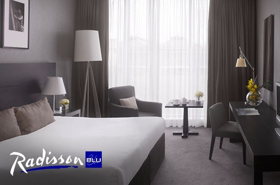 4* Radisson Blu Glasgow Sunday stay