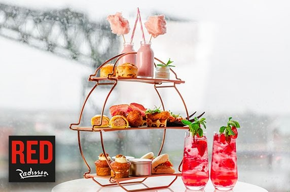 Radisson RED afternoon tea & drinks