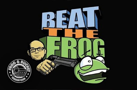 Beat the Frog Comedy show tickets - £3pp