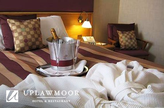 The Uplawmoor Hotel overnight, Renfrewshire - £99