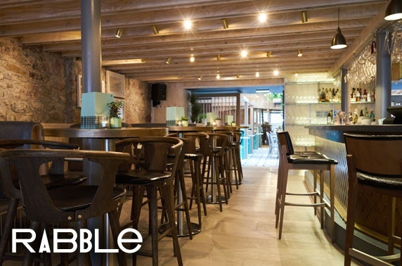 Rabble stay, Edinburgh City Centre