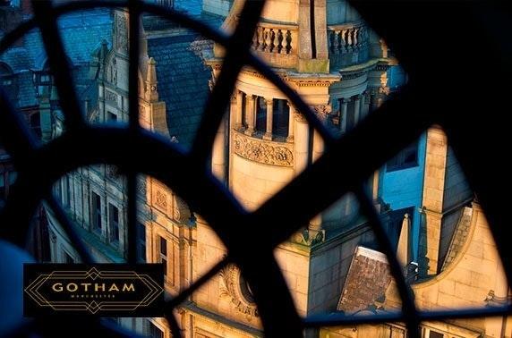 5* Hotel Gotham dining - valid 7 days!