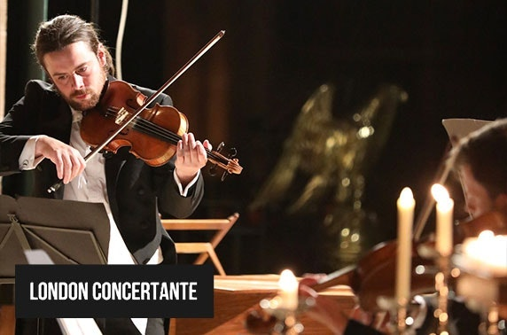 London Concertante presents Music from the Movies