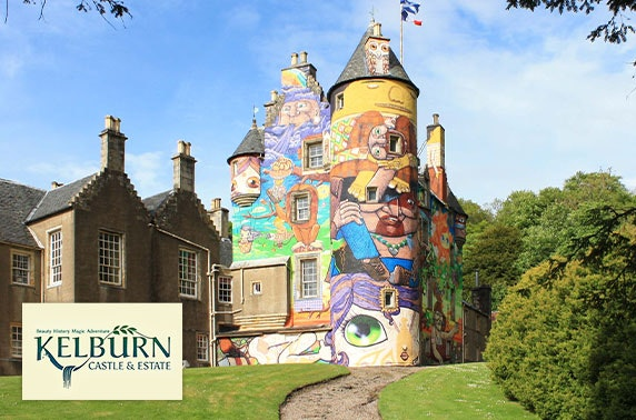 Kelburn Castle entry - from £3.50pp