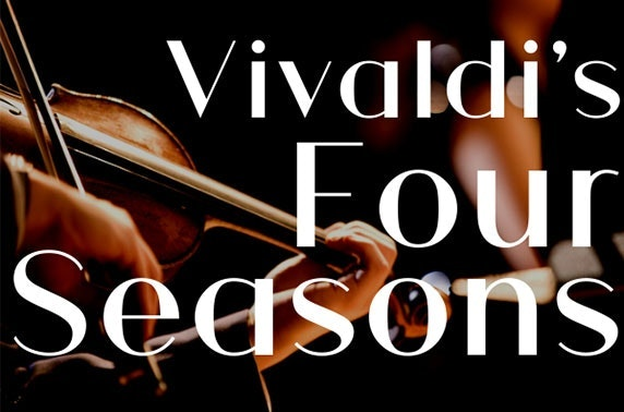 Vivaldi's Four Seasons by Candlelight at Manchester Cathedral