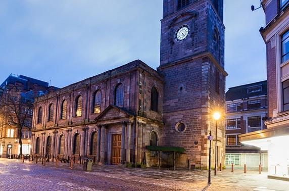 Vivaldi's Four Seasons by Candlelight, St Ann's Church, Manchester
