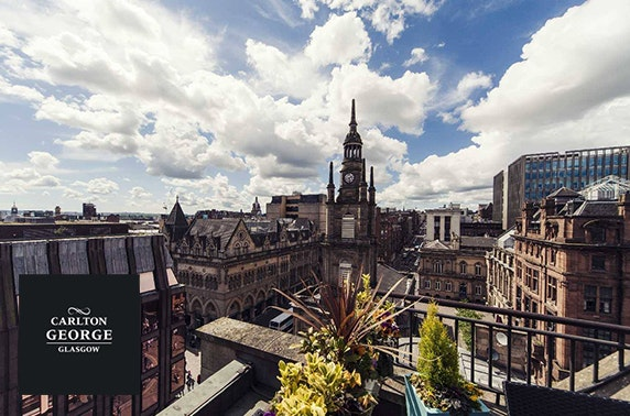 4* Carlton George Hotel dining, City Centre
