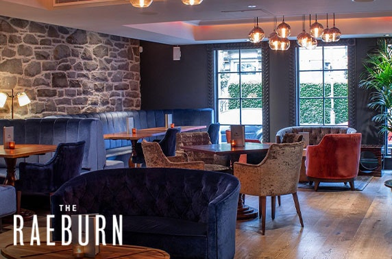 The Raeburn stay, Stockbridge