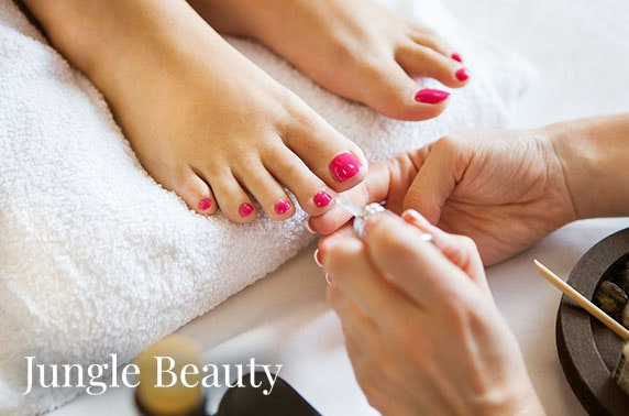 Gel nails at Jungle Beauty, Cupar - from £12